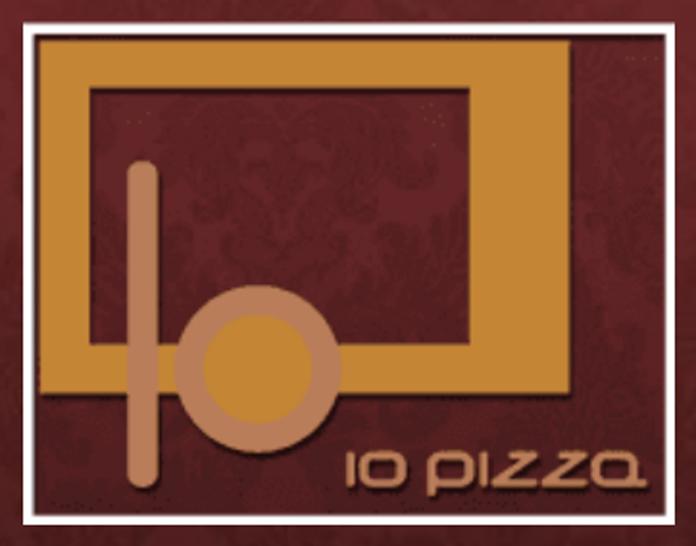 logo io pizza