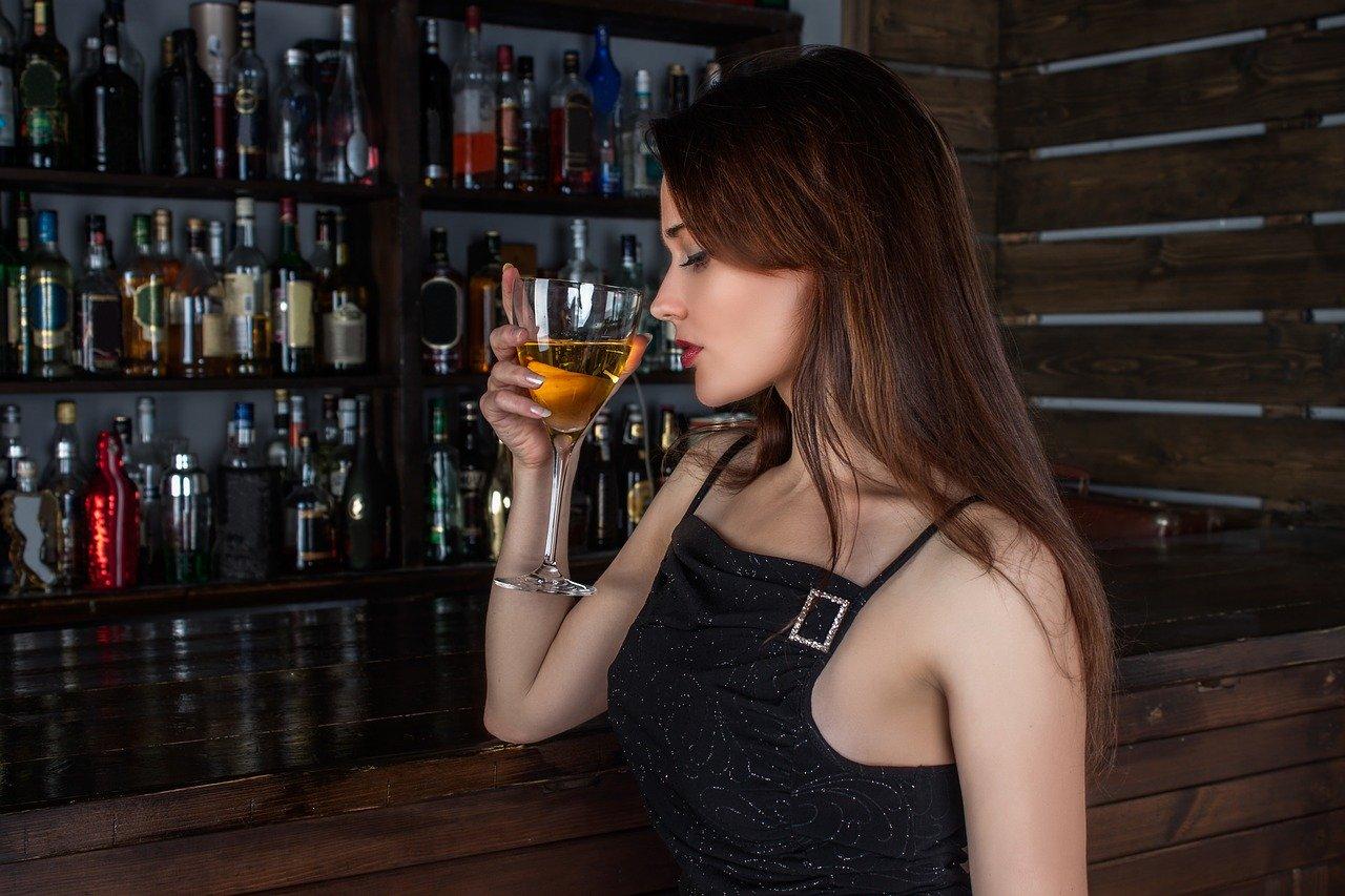 bar, cocktail, bere